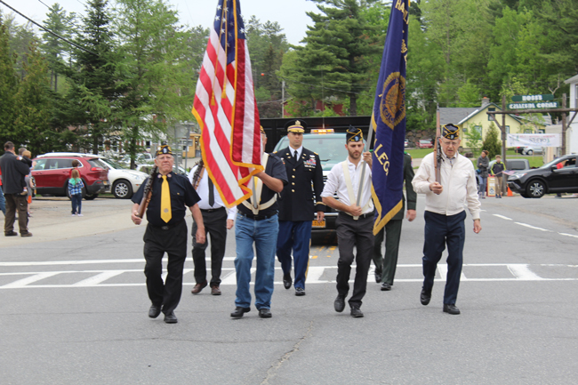 Memorial Day 2019 Schedule Of Events Long Lake NY