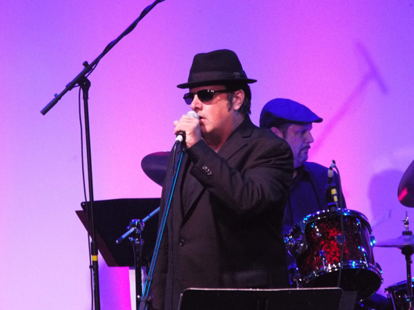 Van Morrison the Tribute Band playing classic tunes
