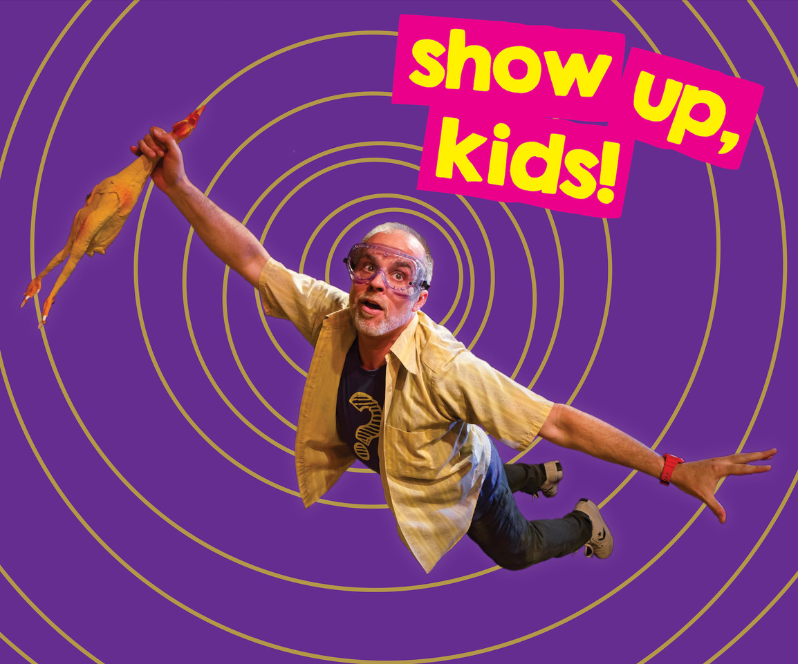 Show Up Kids, Interactive Kids Comedy Show