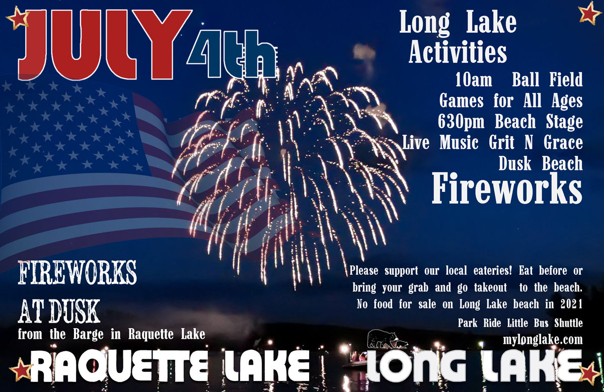 4th of July Info